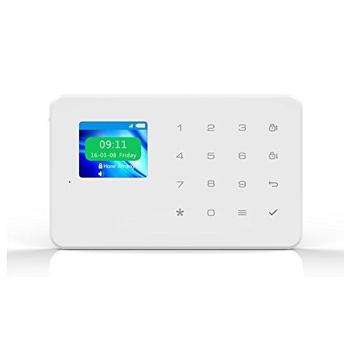 Home Security Alarmanlage – Sicherheit durch Bewegungsmelder und Türsensoren - 2