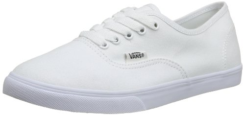 Vans Authentic Lo Pro Unisex-Erwachsene Sneakers, Weiß (TRUE WHITE/TRUE QLZ), 39