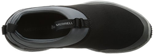 Merrell Mens 1SIX8 Moc-M Fashion Sneaker Black