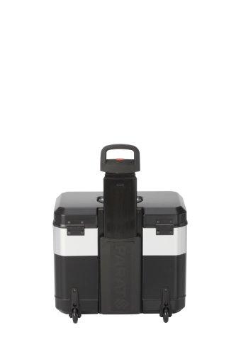 PARAT 2.012.530.981 Evolution Werkzeugkoffer mit genähten Einsteckfächern schwarz/silber (Ohne Inhalt) - 10