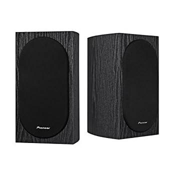 Pioneer SP-BS22-LR Bookshelf Loud Speakers (Black)
