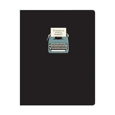 Vintage Typewriter Deluxe Spiral