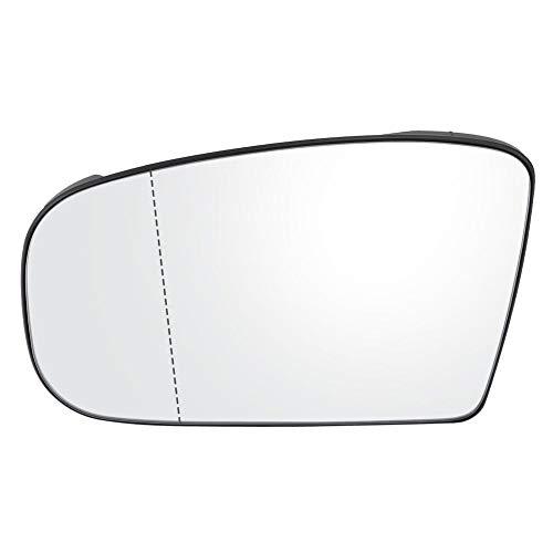 FIESTA MK7 08 /> Droit Drivers Side Door Wing Mirror Cover Cap peint Vision Bleu