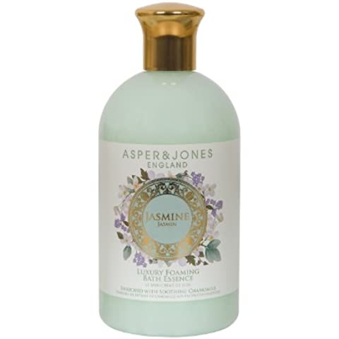 Apster & Jones Jasmine Shower Gel 500ml Essenza, 1 pacchetto