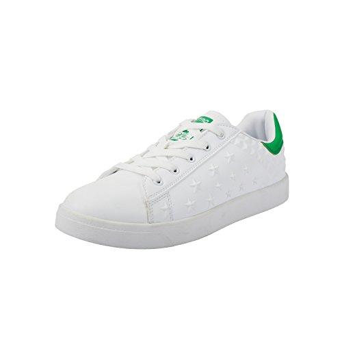 Vostro VCS1181-CRAIG White Casual Shoes For Men Size- 10 UK