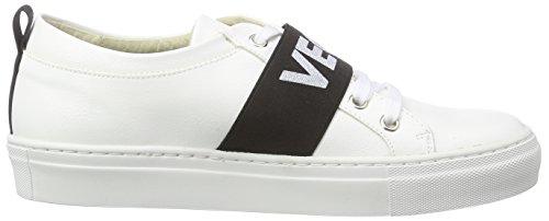Jonny`s Vegan Tayen, Damen Sneakers, Weiß (Blanco), 40 EU - 6