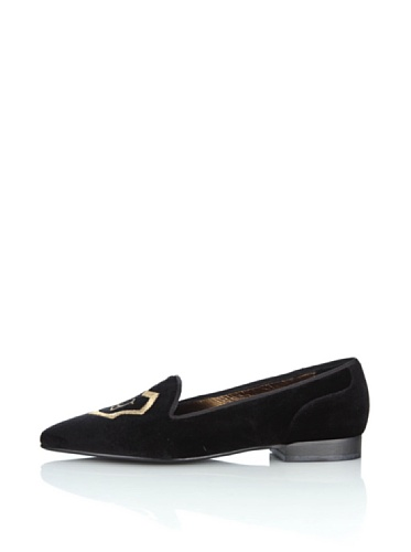 slippers-john-galliano-noir-37-eu