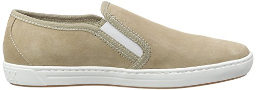 Birkenstock Shoes Skye Damen, loafers Femme Beige (sand /sohle White-honey)