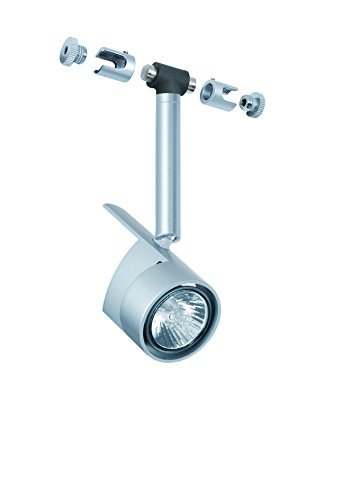 Paulmann Leuchten Wire System 2 Easy Spot MiniPo Wer 5 x 20 W GU4, 12 V Metall, chrom matt 94006 - 4