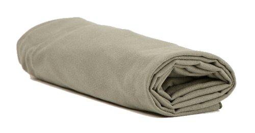 Sea to Summit Drylite Towel - - Antibacterial, XL vert serviette de bain