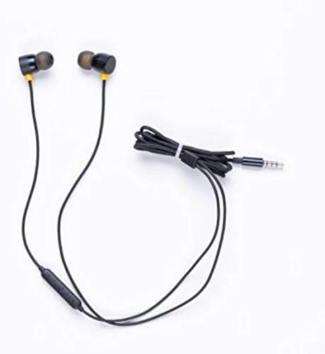 Réalme BHT Realme Earbuds with Mic for Android Smartphones (Black) Image 2