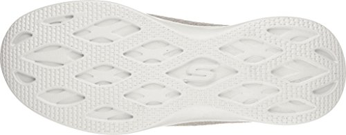 Skechers Performance Womens Go Step Lite-Enchanted Walking Shoe Taupe