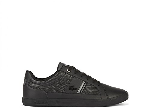 Lacoste Herren Europa 417 1 SPM Sneaker Black
