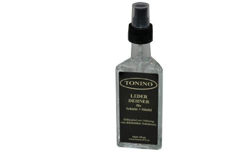 Tonino Lederdehner 100 ml. für Schuhe und Stiefel.