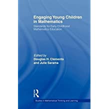 [(Engaging Young Children in Mathematics : Standards for Early Childhood Mathematics Education)] [Edited by Douglas H. Clements ] published on (August, 2003)