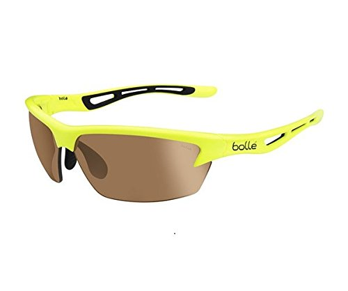 BOLLE BOLT SUNGLASSES (MODULATOR V3 GOLF OLEO AF LENS NEO YELLOW FRAME)