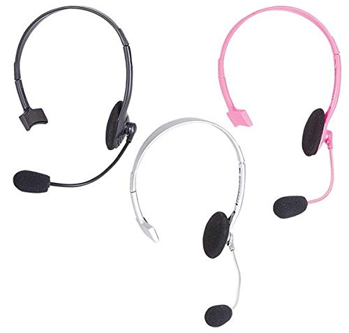 Pop Star Rapper Headset Mikrofon Rep Only RICA-Micro, as described, - Katy Perry Kind Kostüm