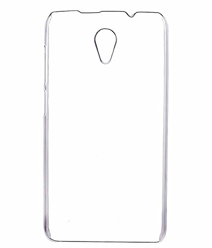 Evoque Soft Silicon Back Cover For Micromax Canvas Fire 5 Q386-Transparent  available at amazon for Rs.125
