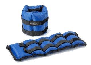 Bremshey Gewichtsmanschetten Verstellbar, blau / schwarz, 2.25 kg, 08BRSFU168