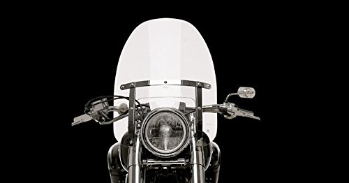 Preisvergleich Produktbild National Cycle Windschutzscheibe Custom Heavy Duty Yamaha XVS 650 Drag Star Classic