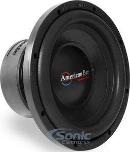 American Bass DX104 American Bass 10
