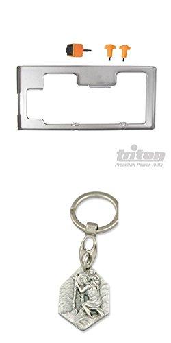Triton Frontrolle mit kleinem Durchmesser für Schleifarbeiten in Bereichen mit beengtem Platzangebot