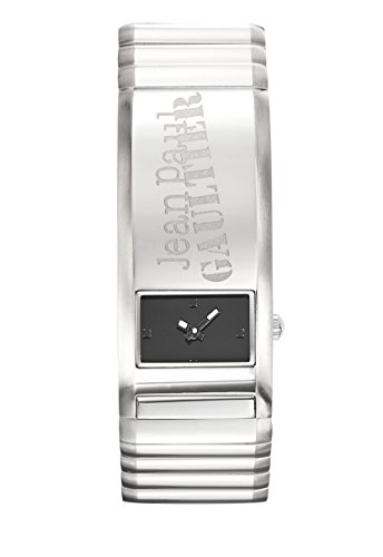 Orologio uomo–Jean Paul Gaultier–Indentite–Bracciale Acciaio–22,6* 49,6mm–8503704