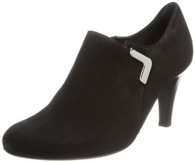 Gabor Shoes Gabor 75.215.17, Damen Pumps, Schwarz (schwarz(altsilber)), EU 37 (UK 4) (US 6.5)