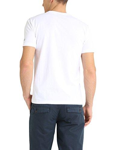 Ultrasport Cruz Herren T-Shirt Tristan Weiß