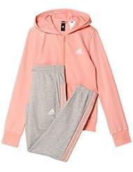Adidas YG Hood Cot TS Sweat, filles