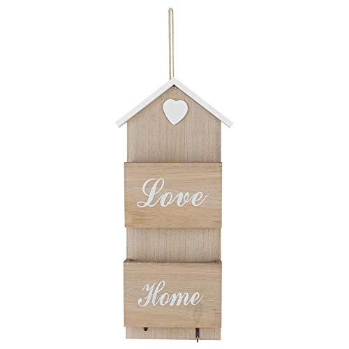 Frische Kleidung Speichert (Letter Plug Hook Einfache House Styling Crafts Briefkasten Haken für Home Wanddekoration(2#))