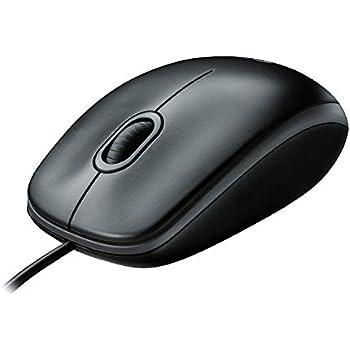 Ratón con 3 botones y cable USB
