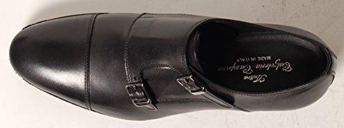 Antica Calzoleria Campana Schuh | Mod. 9509 | Kalbsleder | Monkstrap | braun, dunkelbraun, schwarz oder blau 45