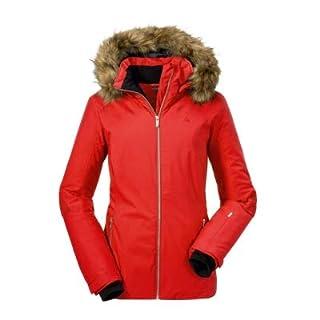 Schöffel Damen Maria ALM Ski Jacke, Grenadine, 44