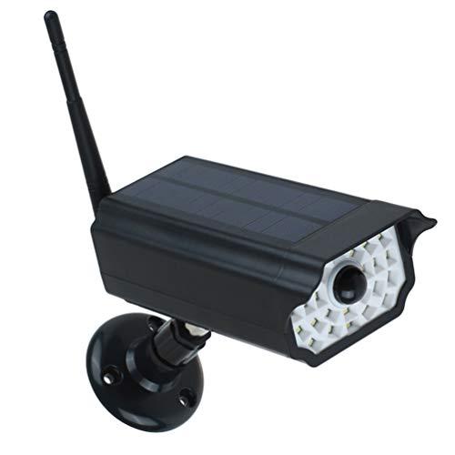 Descripción :   Nuestra cámara falsa es una cámara de seguridad de alta calidad, bien diseñada y fácil de instalar, se ve extremadamente realista con su lente e IR se ilumina en la carcasa de la cámara. Le da a los posibles ladrones, a las personas ...