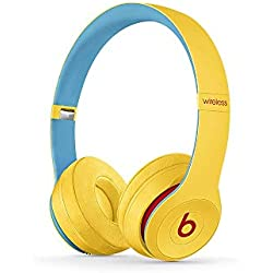 Casque Beats Solo3 sans fil - Beats Club Collection - Jaune Club