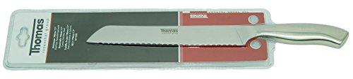 Thomas acier inoxydable couteau à pain 195mm