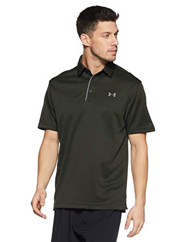 huge discount 7e09d 378fa Under Armour Tech Polo Men s Polo Tee, Lightweight and Breathable Polo T  Shirt for Men