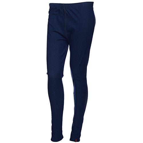 Mahi Fashions Women Cotton Leggings -Blue -Xxx-Large