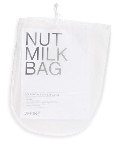 Bolsa para Leche Vegetal VEKINE | Germinador | Nut Milk Bag VEKINE