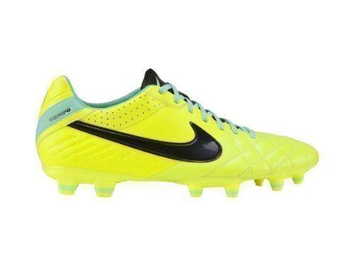 Nike Renzo Jr - Nero e Bianco, 38,5, Pelle - Tesuto - Materiali sintetici