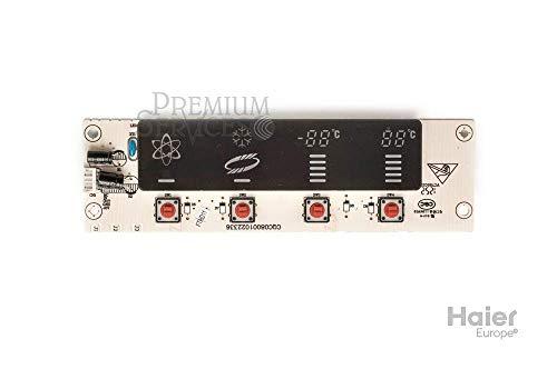 Original Haier-Ersatzteil: Display für Side-by-Side Kühlschrank Herstellernummer SPHA00006526 | Kompatibel mit den folgenden Modellen: HRF-660SAA;HRF-660AA | display panel