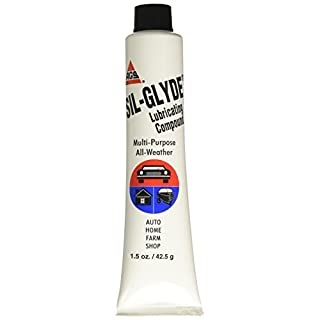 AGS SG-2 Sil-Glyde Lubricant, 1 1/2 oz by AGS (American Grease Stick )