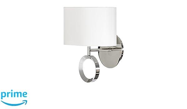 Braid concept il applique acciaio cotone grigio bianco