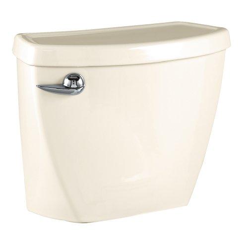 American Standard 4019001N.020Cadet 31,6GPF 25,4cm rough WC-TANK nur, weiß leinen -
