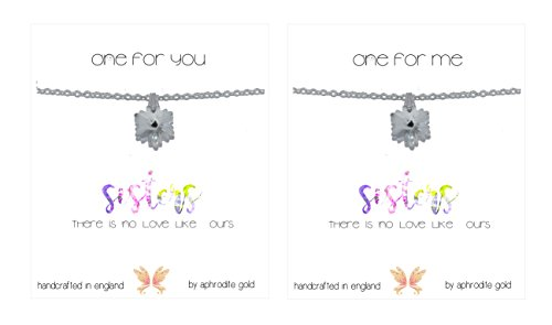 one-for-you-one-for-me-sister-crystal-snowflake-necklace