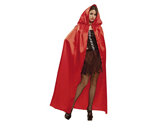 My Other Me Me - Capa chica mujer, color rojo (Viving Costumes 201957)