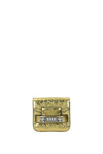 H00083L035X6001 Proenza Schouler Sac à main Femme Cuir Or Or
