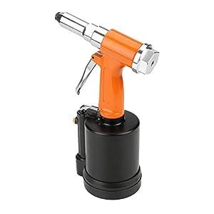 Remachadora neumática Kit Neumático de remachadora para pistola remachadora de aire industrial comprimido 3.2–6.4MM
