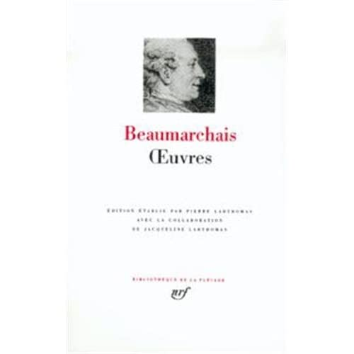 Beaumarchais : Oeuvres